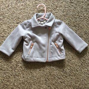 Baby Girl Fashion Jacket